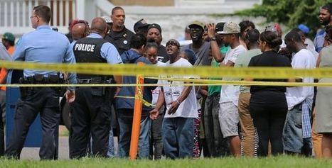 St. Louis police fatally shoot teen while trying to issue search warrant : News | Upsetment | Scoop.it