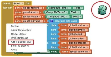 App inventor español. Offline. Tutorial. Ejemplos. Instalación. | TicTecBot | Scoop.it