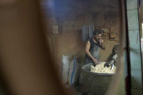 Syrians Face a Bread Shortage in Aleppo and Elsewhere | Current Middle East News | Scoop.it