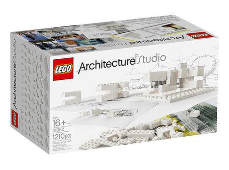 A Monochrome Lego Set To Teach Tomorrow's Architects | Creative Feeds | Scoop.it