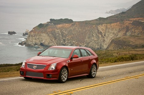 CTS-V Wagon Is Rare and Getting Rarer | No Trunks Allowed | Scoop.it
