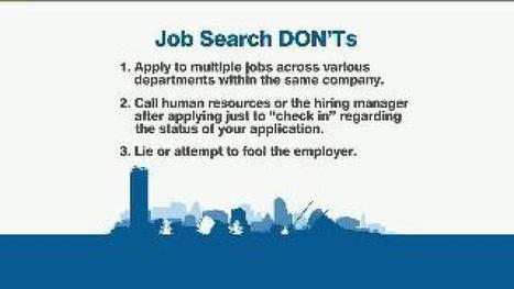 Tips and tricks to help sharpen your job searching skills   FOX6Now ...   Interviewing and Job Search Tips!   Scoop.it