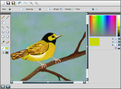 Slimber: Drawing and Painting Online | Useful Tools for E-Learning | Scoop.it