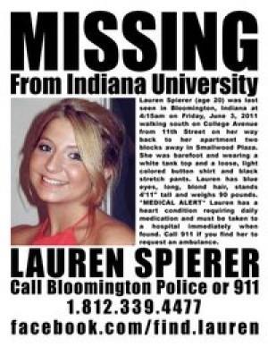5 Months and Counting: Lauren Spierer | Her Campus | Lauren Spierer | Scoop.it
