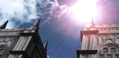 Architecture gothique / romane en réalité augmentée (beta) | Histoire, Géographie, EMC | Scoop.it