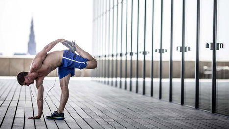 There's no evidence that stretching before exercise prevents injuries | Health and safety at work | Scoop.it