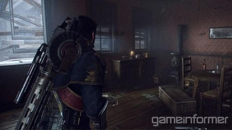 Exclusive The Order: 1886 Screens   Just Put Some Gears on It   Scoop.it