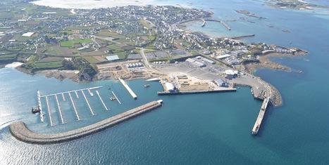Deux mots d'histoire du port de Roscoff | Les moyens de transports en Bretagne: atouts et faiblesses | Scoop.it