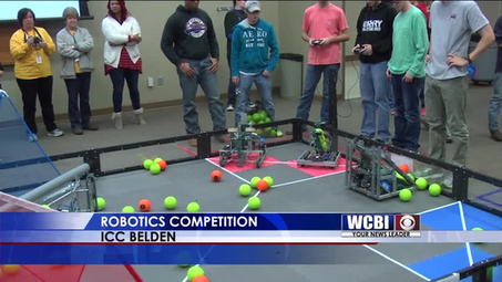ICC Hosts Robotics Competition | Robots and Robotics | Scoop.it
