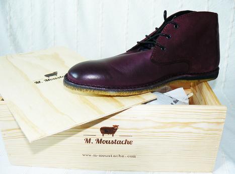 Chaussures M. Moustache : une moustache, un mouton, de la mode ! - Masculin.com | Sport & Fashion | Scoop.it