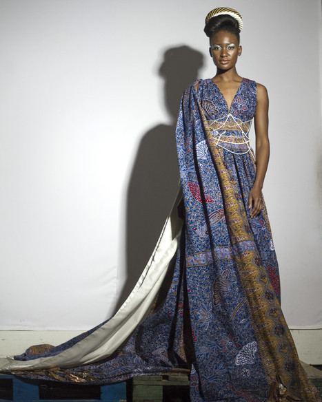 'Water Carry Me Go' Connects Africa And The Diaspora Through Substantive Fashion | Afrodizziak | Scoop.it