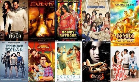 Bollywood Top Ten Grossers 2012 | Bollywood Ab Tak | Scoop.it