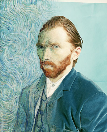 Vincent Van Gogh's Self-Portrait Turned Into a Photograph | Put it in Print with JMGA Design Group | Scoop.it