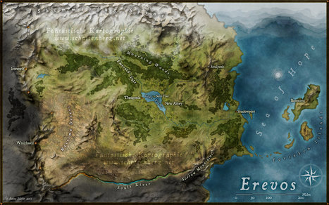 Erevos | Geofiction | Scoop.it
