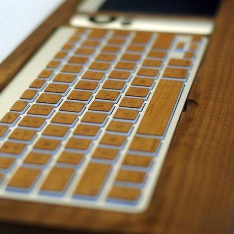 Lazerwood Keys for Apple Wireless Keyboard   Shut up and take my money!   Scoop.it