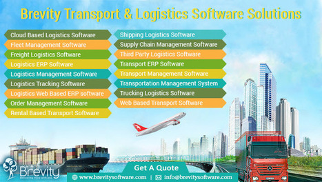Trustworthy Transport and Logistics Software Company | Web and Mobile App Development Company | Scoop.it