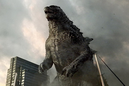Movie Review: 'Godzilla' is the Best Action Movie Since 'Jaws' [Video] | TheBlogIsMine | Scoop.it