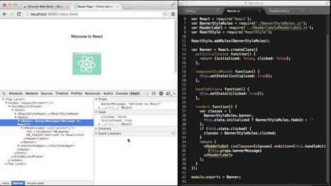React.js 概  - SegmentFault | spring | Scoop.it