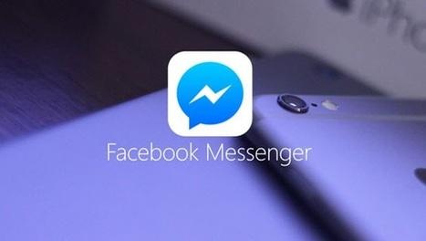 Facebook unveils web interface Mesenger.com!   Social Media   Scoop.it