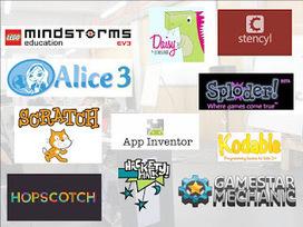 Las TIC y su utilización en la educación : 11 recursos para enseñar programación a los más pequeños   RINTE   Scoop.it