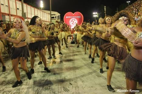 A Rio, les défilés du carnaval sont les marqueurs d'une ville divisée | Le  Brésil : des inégalités qui persistent et qui  freinent l'essor d'une BRICS | Scoop.it