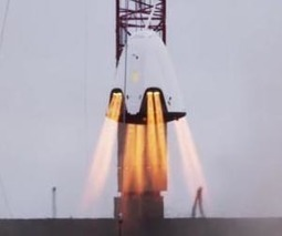 SpaceX Conducts Hover Tests | More Commercial Space News | Scoop.it
