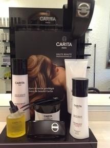 Du nouveau dans votre point de vente Carita à Lorgues - Valérie Pozzo coiffure et beauté à Lorgues | Institut de beaute | Scoop.it