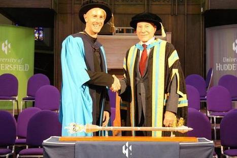Richie Hawtin awarded doctorate by Sir Patrick Stewart | DJing | Scoop.it