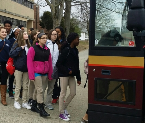 Ansonia Middle School 8th graders prepare for college in mentoring program. | Education | Scoop.it