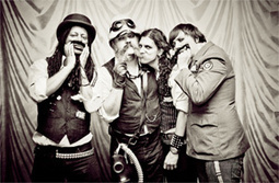 The Men That Will Not Be Blamed For Nothing - Interview - Contactmusic.com   Just Put Some Gears on It   Scoop.it