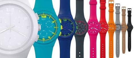 La montre porte-monnaie s'invite aux JO de Rio | Le Web, ses évolutions et les NTIC vues par un avocat. | Scoop.it