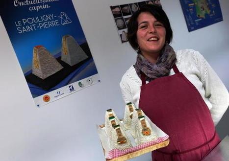 Le pouligny-saint-pierre on en fait tout un fromage | The Voice of Cheese | Scoop.it