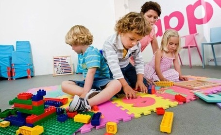 If You Are Reading This Article, Your Kid Probably Doesn't Need Preschool | Daddytude | Scoop.it