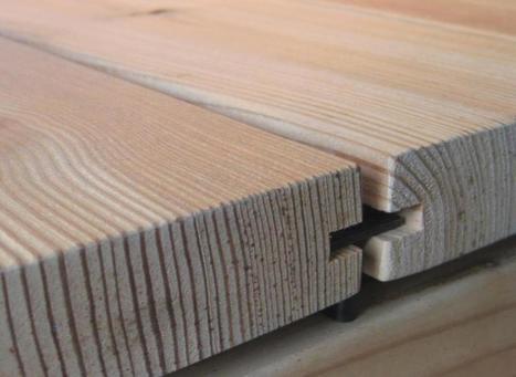 Lame de terrasse : dites adieu aux échardes ! | Ageka les matériaux pour la construction bois. | Scoop.it