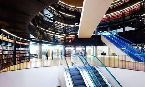 La plus époustouflante bibliothèque européenne va vous redonner goût à la lecture | Actualité | Scoop.it