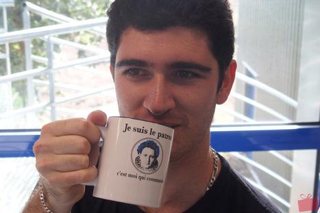 Mug je suis le patron   Le Maestro Blog   Sélection idées cadeaux   Scoop.it