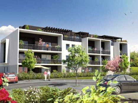 Nouveau programme immobilier neuf CARDINAL à Bayonne - 64100 | L'immobilier neuf sur Bayonne | Scoop.it