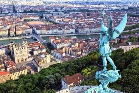 """Lyon Smart City """"trying to create an ecosystem close to what they have in Silicon Valley"""" 