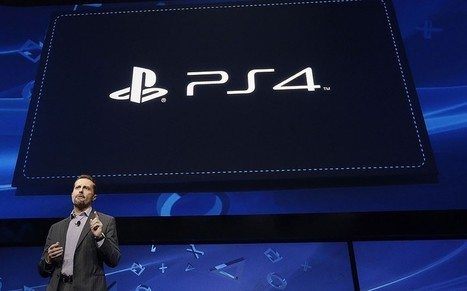 PS4: Hands-on with PlayStation's new console - Telegraph | Nouvelles technologies | Scoop.it