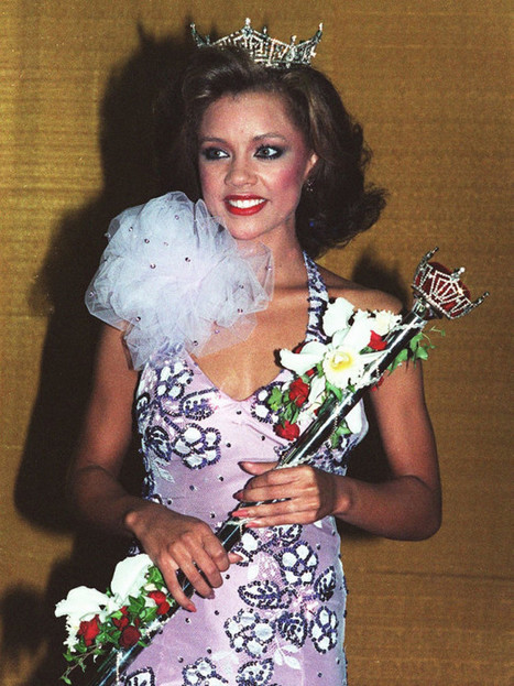 Vanessa Williams naked photos, Miss America 1983 | Famous Naked Celebrities | Scoop.it