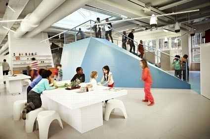 Schools without Classrooms | School Design | Scoop.it