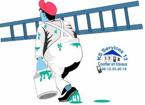 KS Services 13: Devis peinture Martigues 13500, prix peinture Martigues 13 | Devis Travaux-peinture-maison-appartement-rénovation | Scoop.it