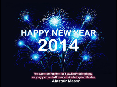 Happy New Year ♥♥♥ | Super Man and Van Removals Company | Scoop.it