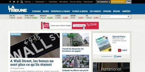 La Tribune va lancer 10 sites d'informations locales | Les médias face à leur destin | Scoop.it