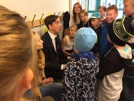 Mysteerikirje hämmensi koulun arkea Ylöjärvellä – oppilaat ratkaisivat arvoituksen | Yle Uutiset | yle.fi | Kirjastoista, oppimisesta ja oppimisen ympäristöistä | Scoop.it