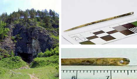 La plus vieille aiguille du monde a 50.000 ans ! - Eric Le Brun - PALEOS BLOG | Aux origines | Scoop.it
