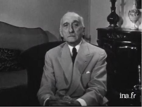 L'album des écrivains : François Mauriac en 1962 | poesie-citation | Scoop.it