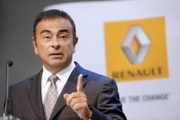 Une Usine Renault en Algérie ! | Hollande en Algérie | Scoop.it