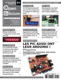 OPEN SILICIUM N°4 – OCTOBRE/NOVEMBRE/DÉCEMBRE 2011 – Chez votre marchand de journaux | Actualités de l'open source | Scoop.it
