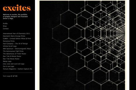 excites | Graphic Designer | Simon C Page | KgTechnology | Scoop.it